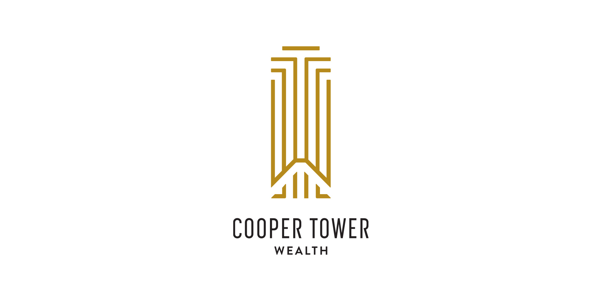 Cooper Tower Wealth Logo