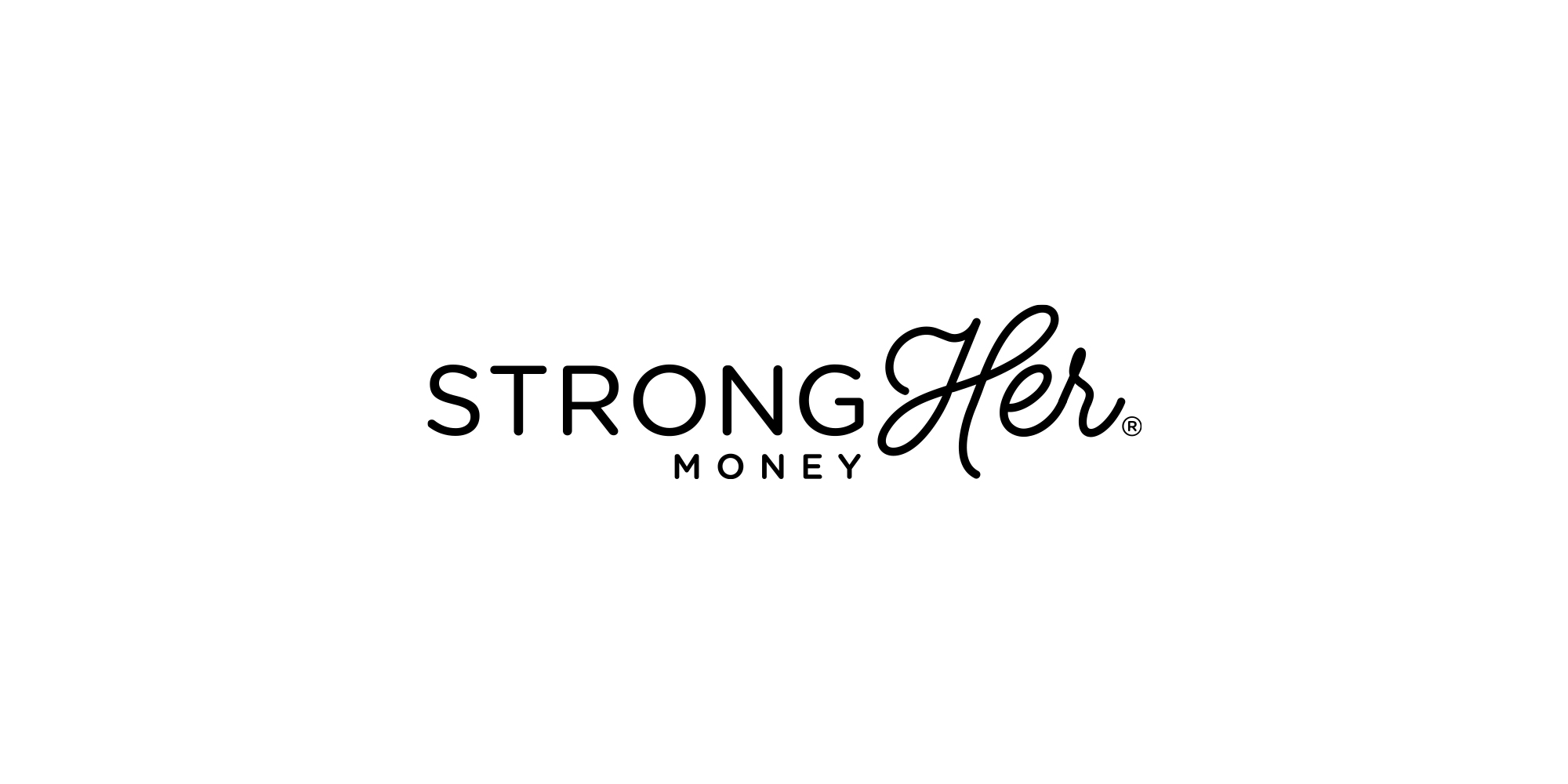 Strongher Money Logo