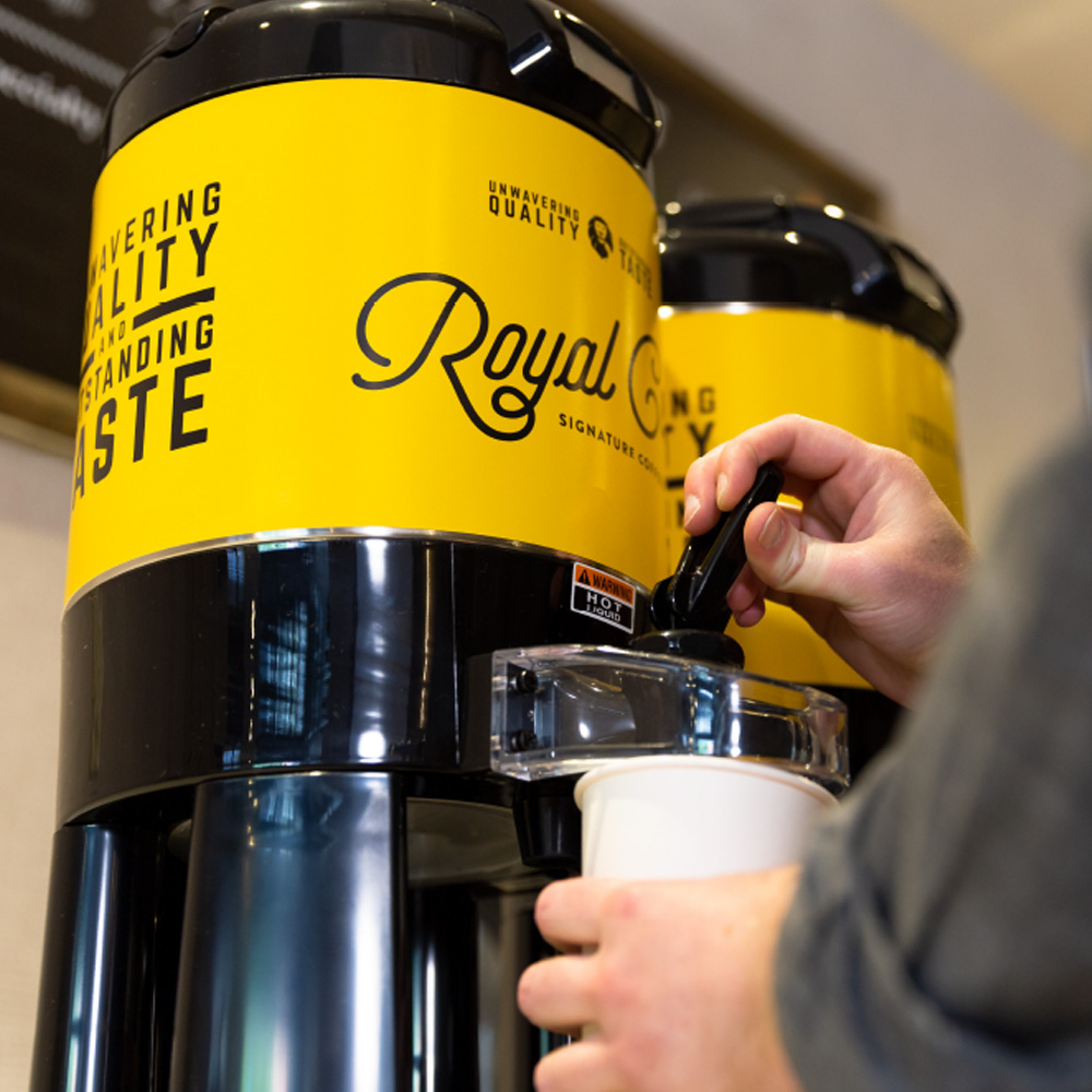 Royal Cup Signature Coffee